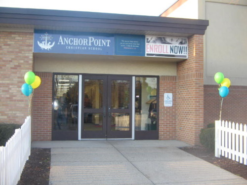 anchor point christian