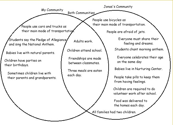 compare and contrast essay + summary